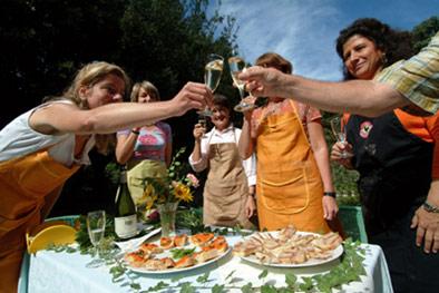 Imparare l 39 italiano e la cucina toscana corso misto di italiano e cucina con pernottamento in - Corso cucina firenze ...